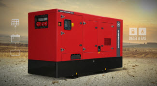 Generator Sets for Hybrid Power Stations