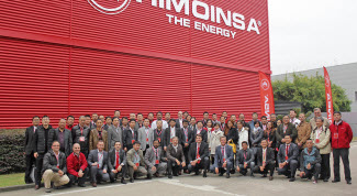 HIMOINSA China celebrates its 10th year anniversary