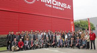 HIMOINSA China celebra su décimo aniversario