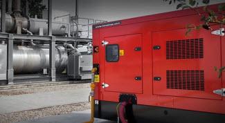 Des groupes électrogènes à gaz pour assurer le fonctionnement des gazoducs en Roumanie