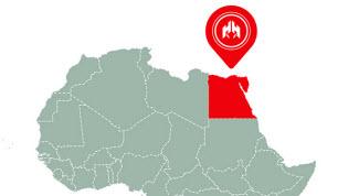 Instituciones públicas y militares de Egipto se interesan por los grupos electrógenos HIMOINSA