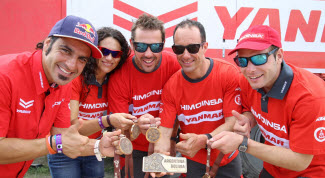HIMOINSA Racing Team, in the Top 10 at Dakar 2016