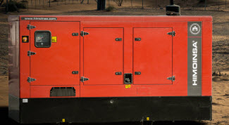 More than 1000 HIMOINSA generator sets, operating in Saudi Arabia projects