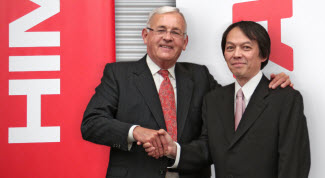 HIMOINSA AND YANMAR ANNOUNCE FORMAL BUSINESS ALLIANCE