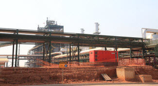 HIMOINSA POWER USED AT BIOCOM, ONE OF THE BIGGEST BIOFUEL PRODUCTION PLANTS IN ANGOLA