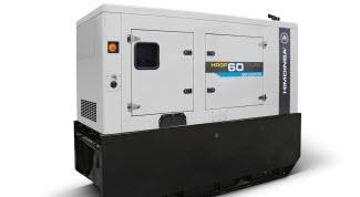 HIMOINSA lance plusieurs groupes électrogènes à gaz destinés au secteur de la location