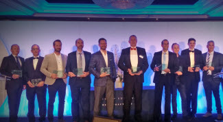 HIMOINSA RECEIVES A PRIZE IN LONDON FOR ITS CUSTOMER-FOCUSED GROWTH STRATEGY