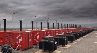 25MW | PLANTA DE GENERACIÓN DE ENERGÍA EN ANGOLA