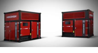 De nouveaux HIMOINSA Power Cube équipés d'un moteur FPT_IVECO