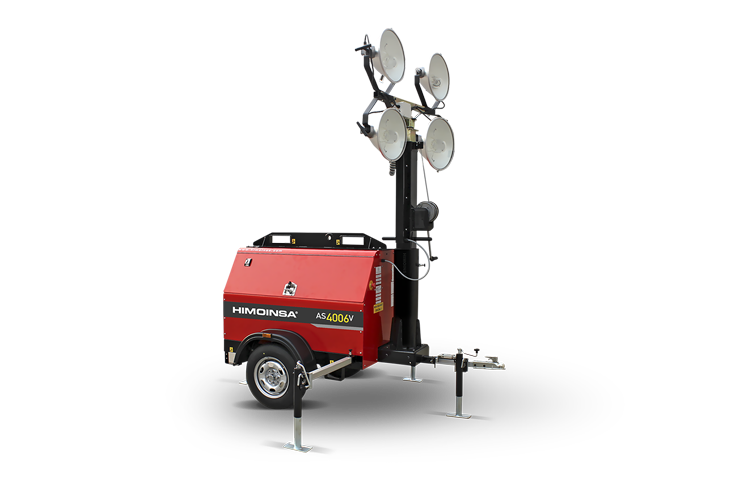 APOLO START LIGHTING TOWERS