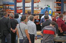 HIMOINSA festigt seine Position in Europa und verdichtet sein Distributionsnetzwerk, um sein Wachstum zu stärken