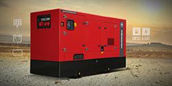 Stromaggregate HIMOINSA für die Einbindung von Fotovoltaik-Systemen