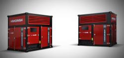 Neue HIMOINSA Power Cube mit FPT Motoren