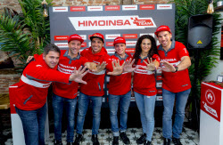 The HIMOINSA Racing Team, ready for Dakar 2018