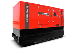 A new range of quieter generator sets for the rental sector