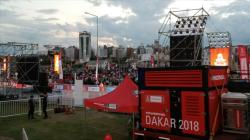 8,5 MW | Rallye Dakar 2018