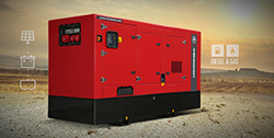 HIMOINSA generator sets for integration with photovoltaic systems