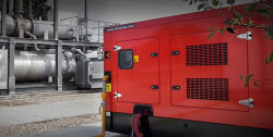 Gas generator sets to guarantee operation of the natural gas network in Romania