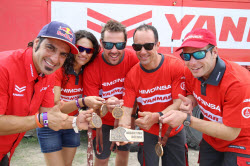 HIMOINSA Racing Team, en el Top 10 del Dakar 2016