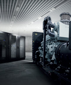 Generator Sets for Data Centers. Criteria for selecting, designing and installing units
