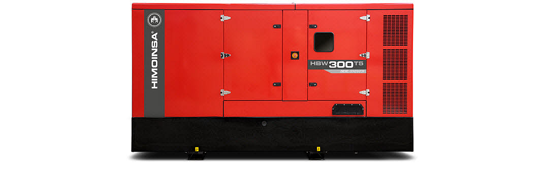 'Baudouin Series'  New generator sets with Baudouin engines
