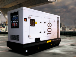 Generator sets with stage IIIA engines for the rental market