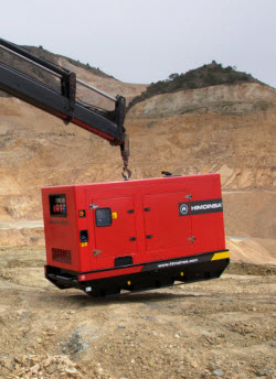 Why rental companies choose HIMOINSA generator sets