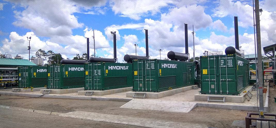 5X975 kW | ECUADOR
