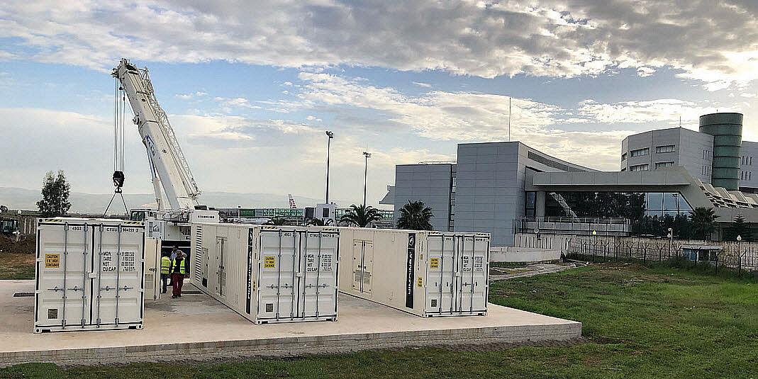 6,3 MW | ARGELIA