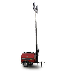 HIMOINSA has introduced into the market its new AS4006V lighting tower