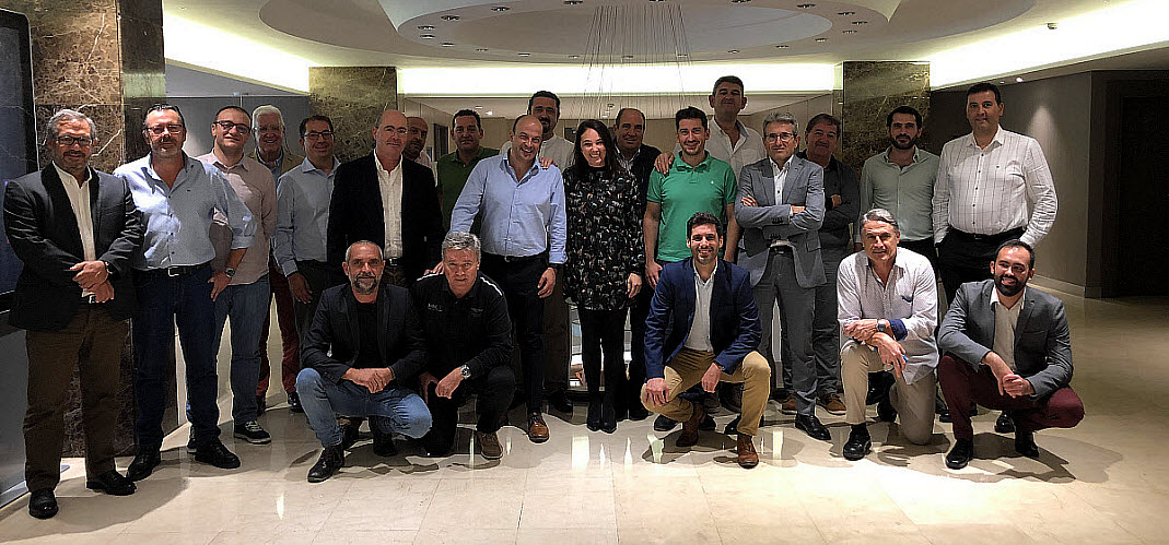 HIMOINSA brings its Spanish commercial network together at its Annual Convention