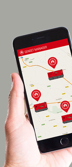 New HIMOINSA fleet manager with C2Cloud technology, geolocation and anti-theft alerts