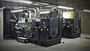 2X1550 kVA | 2,4 MW Institut der Universitätsklinik Straßburg (Frankreich)