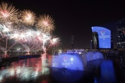dubai festival city show