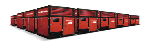 HIMOINSA Power Cubes 500kVA