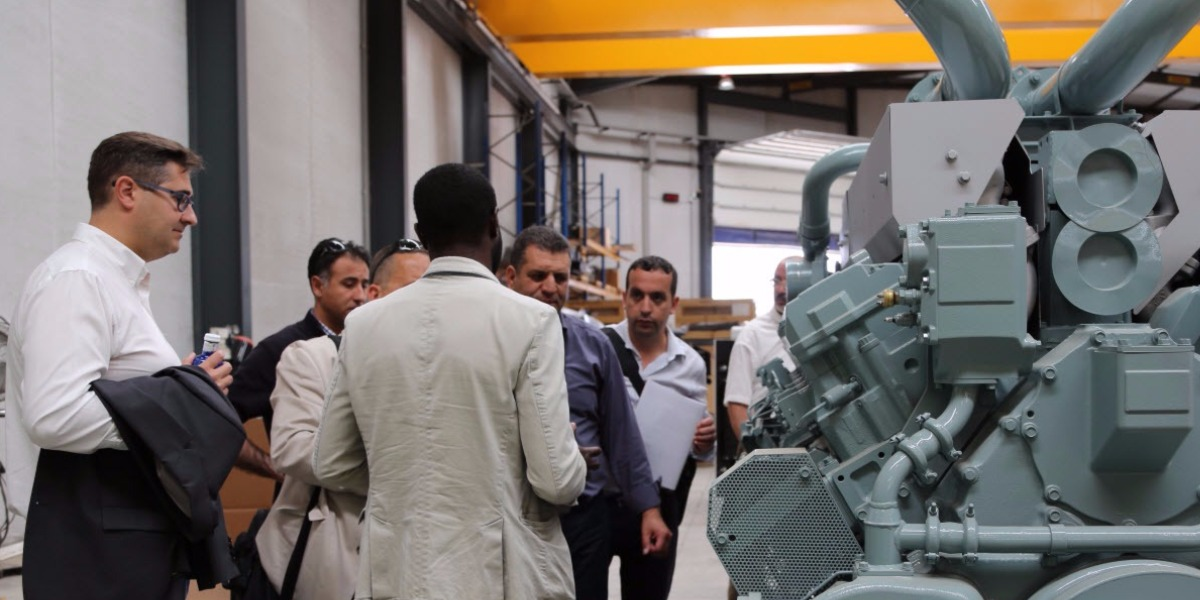 Water treatment plan generator - Algerian Ministry